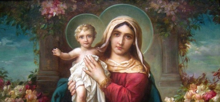 50 biblical reasons for honoring jesus through mary