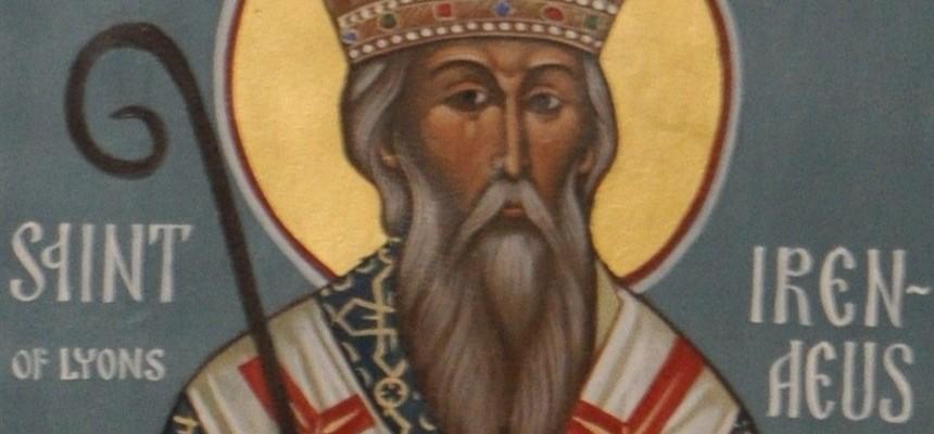 Five Books of S. Irenaeus, Bishop of Lyons