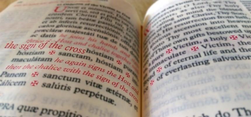 Signum Crucis: A Spiritual Weapon for Men