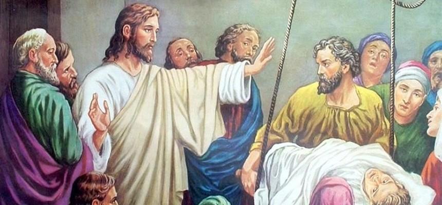 The Healing Mass