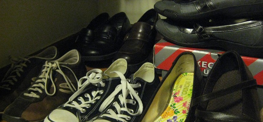 How Many Pairs Of Shoes Do You Have