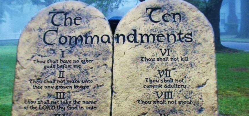 What Do the Ten Commandments Really Mean    David Hazony Motivation essay