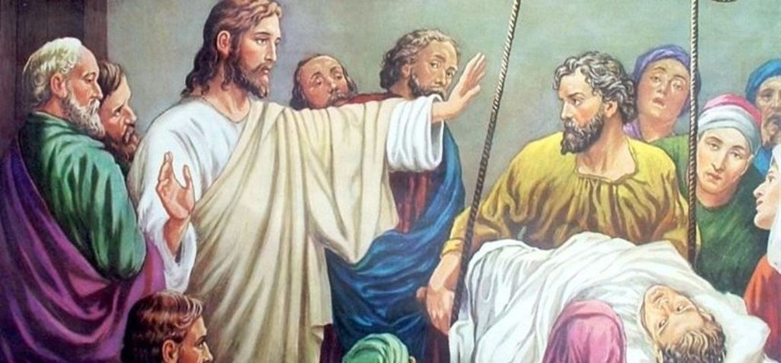Day 122 Jesus Heals The Paralytic